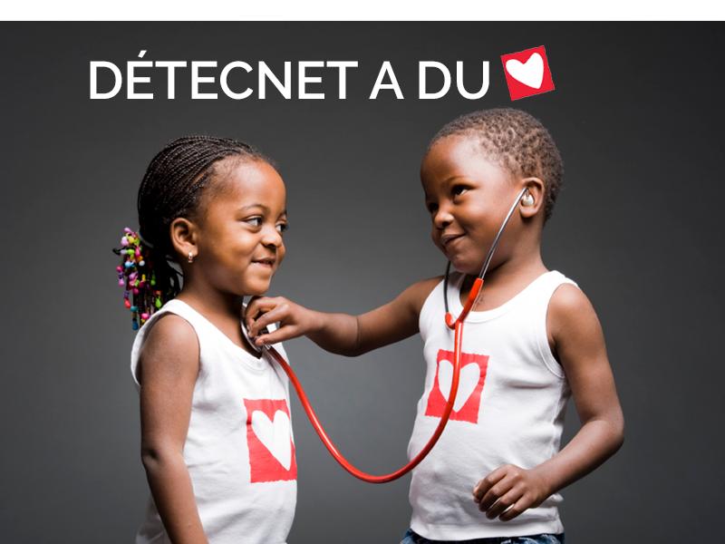 Détecnet s'engage aux côtés de Mécénat Chirurgie Cardiaque